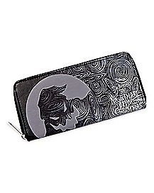 Oogie Boogie Zip Wallet - The Nightmare Before Christmas