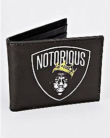 Notorious BIG Bifold Wallet