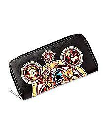 Kingdom Hearts Zip Wallet - Disney