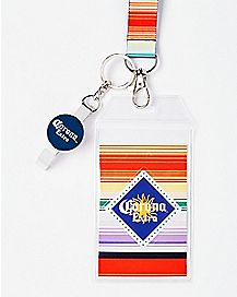 Corona Extra Bottle Opener Lanyard