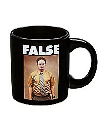 FALSE Dwight Coffee Mug 20 oz. - The Office