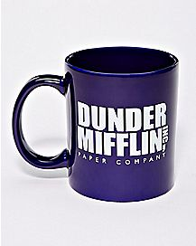 Dunder Mifflin Coffee Mug 20 oz. - The Office