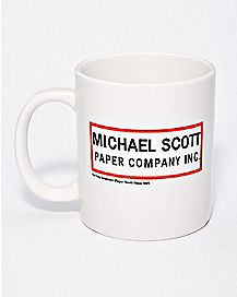 Michael Scott Paper Company Coffee Mug 20 oz. - The Office