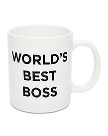 World's Best Boss Mug 20 oz. - The Office