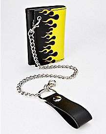 Flames Chain Wallet