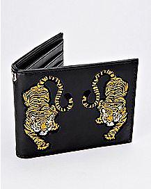Tigers Bifold Wallet