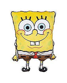 Spongebob Squarepants Cloud Pillow Buddy