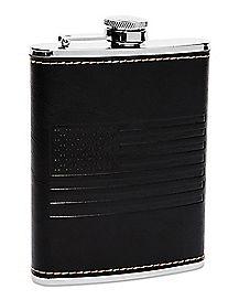 American Flag Flask - 7 oz.
