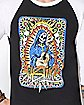 Day of The Dead Raglan Sublime T Shirt