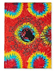 Tie Dye Grateful Dead Tapestry