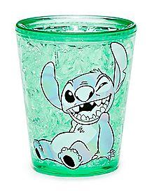 Stitch Mini Freezer Glass - Lilo & Stitch