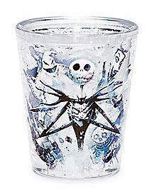 Jack Skellington Freezer Mini Glass - The Nightmare Before Christmas