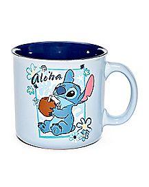 Aloha Stitch Coffee Mug 20 oz. - Disney