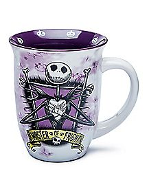 Master of Fright Jack Skellington Coffee Mug 16 oz. - The Nightmare Before Christmas