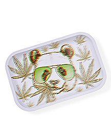 Panda Leaf Tray