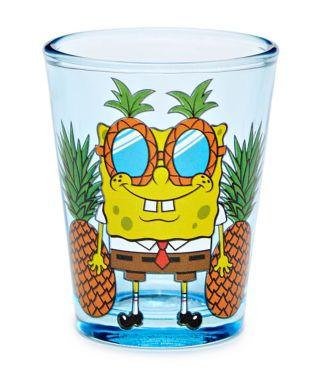 SpongeBob Squarepants Pineapple Shot Glass