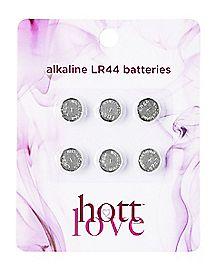 LR44 Batteries 6 Pack - Hott Love