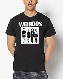 Weirdos T Shirt - The Craft