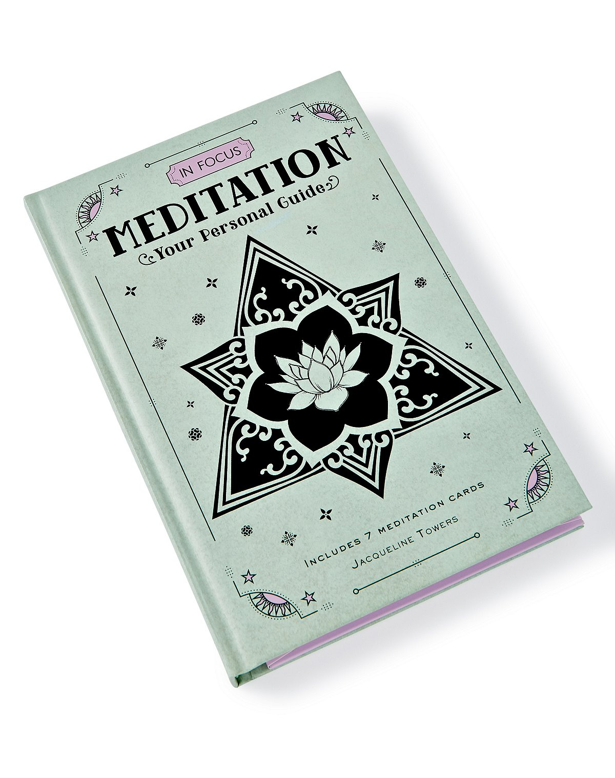 Meditation Personal Guide Book