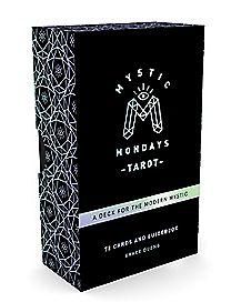 Mystic Mondays Tarot Cards and Guidebook