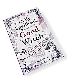 Daily Spellbook For The Good Witch Book