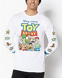 Group Toy Story T Shirt - Disney