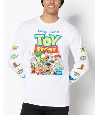 Toy Story Long Sleeve T Shirt