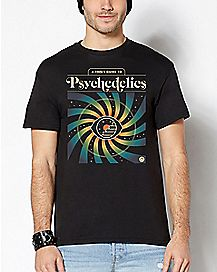 A Fool's Guide To Psychedelics T Shirt - Cody Weiler