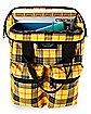 Plaid Convertible Backpack - Dickies