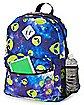 Alien Galaxy Backpack