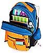 Super Dragon Ball Built Up Backpack - Dragon Ball Z