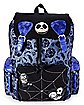 Metallic Jack and Sally Backpack – The Nightmare Before Christmas
