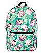Tropical The Golden Girls Backpack