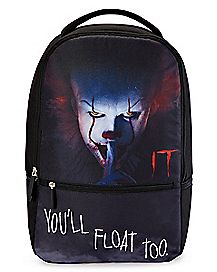 You'll Float Too Pennywise Backpack - It