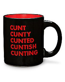 Cunt Coffee Mug - 20 oz.