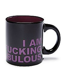 I Am Fucking Fabulous Coffee Mug - 20 oz.