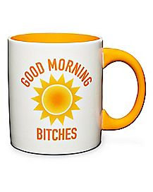 Good Morning Bitches Coffee Mug - 20 oz.
