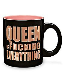 Queen of Everything Coffee Mug - 20 oz.