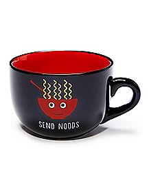 Send Noods Soup Mug - 22 oz.