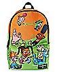 Slime Nickelodeon Backpack