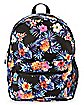 Floral Pineapple Backpack
