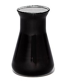 Black Metallic Beaker Shot Glass