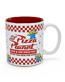 Pizza Planet Coffee Mug 20 oz. - Toy Story
