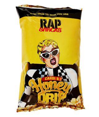 Cardi B Honey Drip Butter Popcorn
