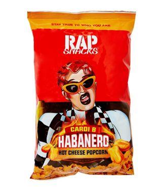 Cardi B Habanero and Hot Cheese Popcorn