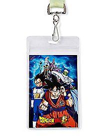 Goku Lanyard - Dragon Ball Z
