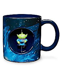 Spinner Buzz Lightyear Coffee Mug 20 oz. -Toy Story