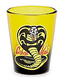 Cobra Kai Shot Glass - 2 oz.