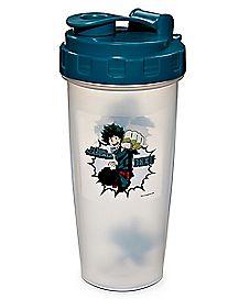 Deku Shaker Bottle 20 oz. - My Hero Academia