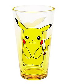 Pikachu Pint Glass - Pokemon
